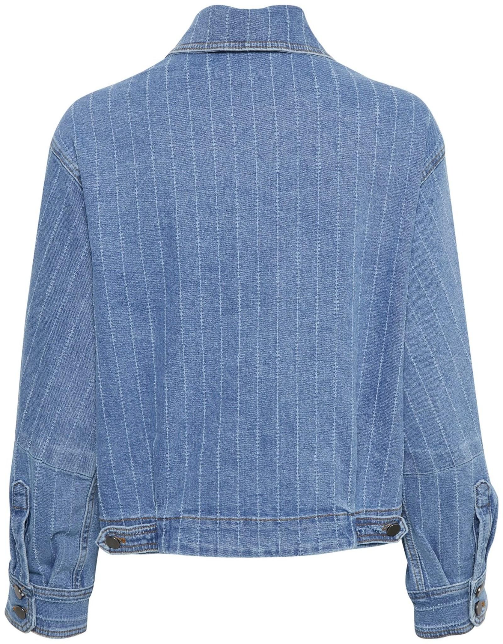 KAREN BY SIMONSEN The Matta Denim Jacket