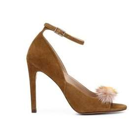 DONALD J. PLINER The Mink Peep Toe