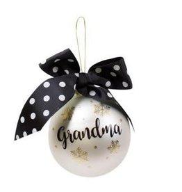 Simply Southern Simply Southern Grandma Christmas Ornament