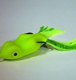 Scum Frog Scum Frog 1/2 oz. Trophy Series Frog - Chartreuse
