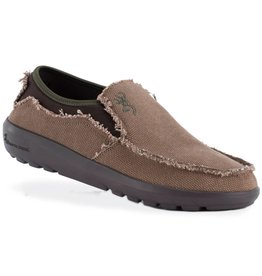 Browning Browning Footwear Harvey Canvas Pinebark/Cypress Men's Size 8
