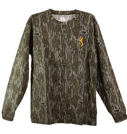 Browning Browning-Mossy Oak Bottomland LS Camo, Small