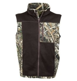 Heybo Outdoors Heybo Brown/Max 5 Cabin Vest  Mens XL