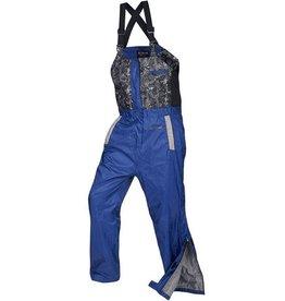 ONYX ONYX Proterra Rain Bib, Blue, Size Large Men's