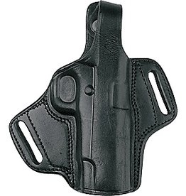 BULLDOG CASES Bulldog Leather Holster Fits Small Frame Autos.  Fits LC9 RH