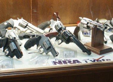 Firearms Revolver