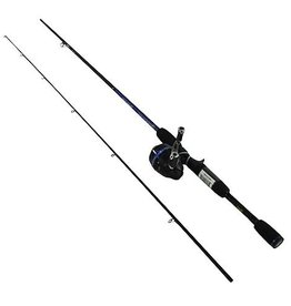 Lew's Reels & Rods AMERICAN HERO SPEED STICK SPINCAST IM6