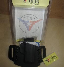 TAGUA GUNLEATHER Kydex Open Top Belt Holster for Sig Sauer P365-RH