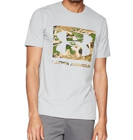 Under Armour Under Armour Men's Camo Knockout Logo T-Shirt Gray (941)/Forest Camo Large