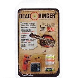 Dead Ringer Dead Ringer DR4386 Uni-Bead Front Sight Ribbed Shotguns