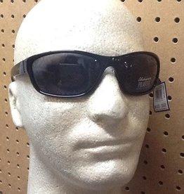 Shakespeare SHAKESPEARE Polarized Sunglasses, Black/Smoke