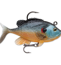 Storm Lures Storm WILDEYE LIVE REDEAR 2 inch, 3 pack