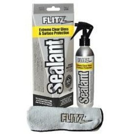 FLITZ PRODUCTS FLITZ EXTREME CLEAR GLOSS & SURFACE pROTECTION 8FLOZ