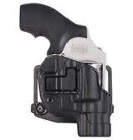 BLACKHAWK PRODUCTS Blackhawk 410520BK-R Serpa CQC Holster S&W J Frame RH Black Matte