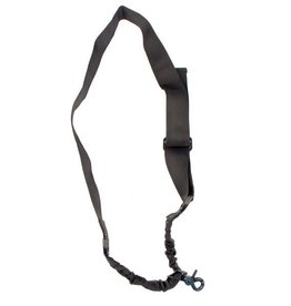 AR-15 Parts SINGLE POINT BUNGEE RIFLE SLING BLACK