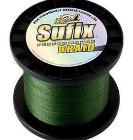 Sufix Performance Braid 30 lb Lo-Vis Green 3500 30 0.011 dia