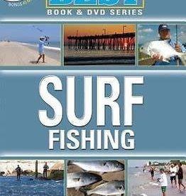 Sportsman's Best Sportsman's Best Book SURF FISHING SB11 & dvd combo
