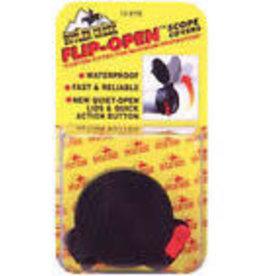 Butler Creek Butler Creek Flip-Open Scope Cover Eyepiece Size 09 Polymer Black MO20090