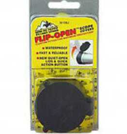 Butler Creek Butler Creek Flip-Open Scope Cover Objective Size 29 Polymer Black 30290