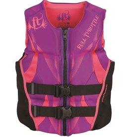 "Full Throttle FULL THROTTLE RAPID DRY PINK WOMEN'S MED 36-40""CHEST"