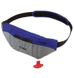 Absolute Outdoors Absolute Outdoors Onyx Belt Pack Blue Inflatable-SUP 130000-500-004-15 M-24 Manual