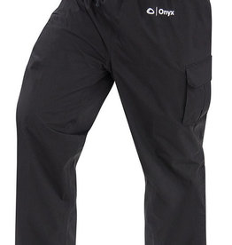 ONYX Pant Black Large Onyx 501400-700-040-16 STR Rain