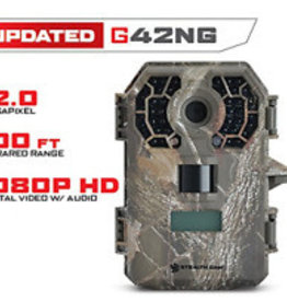 GSM Stealth Cam G42NG No Glo Trail and Wildlife Camera. Day or night proven Designed