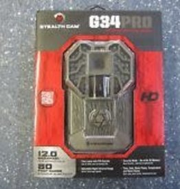 GSM StealthCam G34 PRO TRIAD Scouting Camera 888151012789