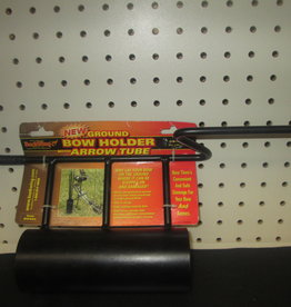 Buckwing Ground Bow Holder with Arrow Tube