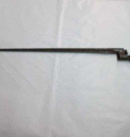 Unbranded Russian Antique 19 Century Mosin Nagant Bayonet