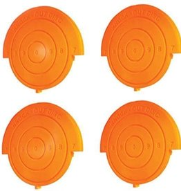 Do All Outdoors Do-All Outdoors Impact Seal Pigeon Perch Knock-Out Discs 4 Pack KOD04