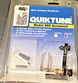 NEW ARCHERY PRODUCTS New Archery Products NAP Quiktune 800 Arrow Rest Right Hand Easy Tune