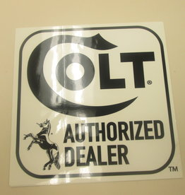 Colt Manufacturing Large Colt Sticker