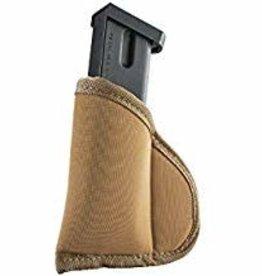 BLACKHAWK PRODUCTS BLACKHAWK! Duty Gear 40MP01CT Molded Plain Tec Grip Isp/IWB Full Size Mag Pouch Bag Accessories