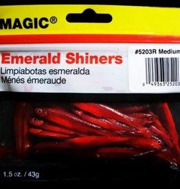 Magic Bait MAGIC EMERALD SHINERS 1.5 OZ 5203R