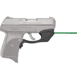 Crimson Trace Corporation Crimson Trace LG-416G Green LaserGuard For Ruger EC9S/LC9/LC9S/LC380 Polymer Housing