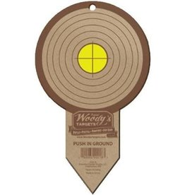 woodys Woody's Targets (Pack of 6)