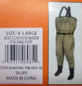 Arctic Shield Arctic Shield Heat Echo Breathable waist wader xl