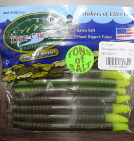 Dry Creek Dry Creek 4'' Zinger Changeable Witch 10pk