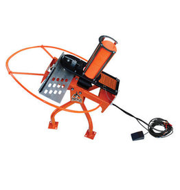 FOWLPLAY F0WLPLAY 55+YARD THROWS AUTO TRAP POWERED BY 12 VOLT BATTERY(NOT INCLUDED)