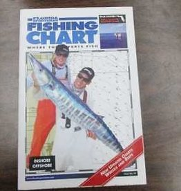 PRIMEDIA OUTDOORS PRIMEDIA OUTDOORS FISHING CHARTS - WATERPROOF C07WPB PALM BEACHES