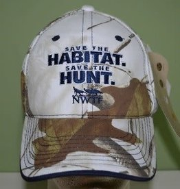 NWTF NWTF SAVE THE HABITAT HUNTING ADJUSTABLE HAT