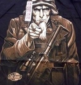 7.62 DESIGN I WANT YOU TO LOCK & LOAD T SHIRT - 2XL