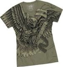 7.62 DESIGN DESIGNER military green 2x shirt