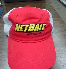 NETBAIT NETBAIT mesh back, snap-back-RED