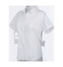 GAME GUARD Game Guard White Ladies Large Micro-Fiber Shirt