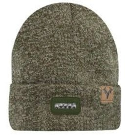 HOT SHOT HOT SHOT 5-LED Lighted Beanie Fleece Knitted Hunting Camping Hat