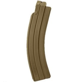 Plinker Tactical Plinker Arms Mag 22LR 35Rd Flat Dark Earth M&P 15-22 PT30RD002
