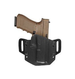 ARMAMENT ARMAMENT BELT HOLSTER BLACK KYDEX OPEN TOP OATHKEEPER-635