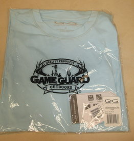 GameGuard Outdoors GameGuard Outdoors L/S Performance Tee Sky Blue Large 1008